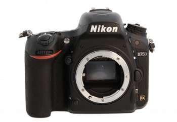 Reflex Nikon D750 Boitier