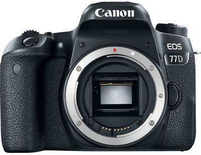 Canon EOS 77D avec EF-S 18-55mm