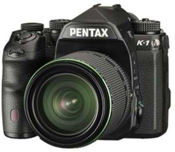 PENTAX K-1 NOIR 28-105WR