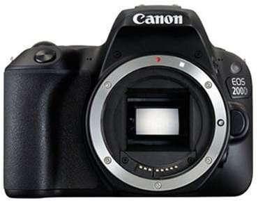 Canon EOS 200D boîtier nu