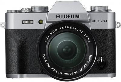 FUJI X-T20 XC 16-50mm Silver