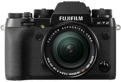 Fujifilm X-T2 Kit avec Objectif