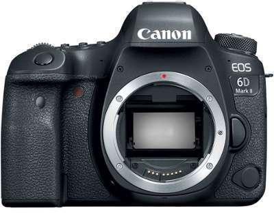 Canon EOS 6D Mark II Appareil