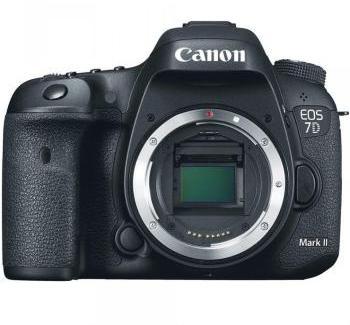 Canon EOS 7D Mark II Appareil