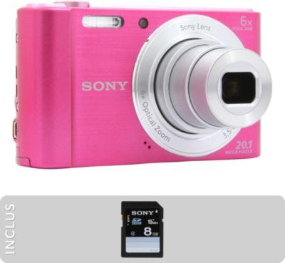 Appareil photo Compact Sony