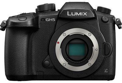 Panasonic Lumix DMC-GH5 Appareil