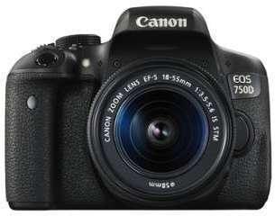 Canon EOS 750D avec 18-55mm