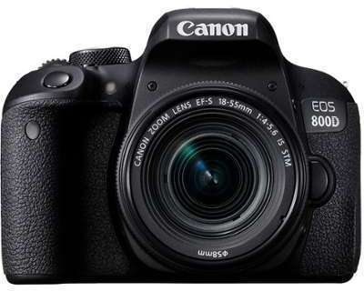 Canon EOS 800D Kit EF-S 18-55mm