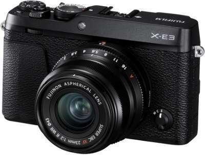 FUJI X-E3 XF23mm f 2 R WR