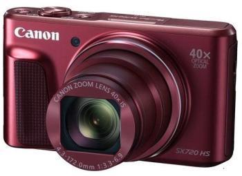 Canon Powershot SX720 HS Appareils
