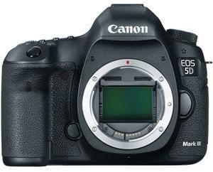 Canon EOS 5D Mark III Appareil