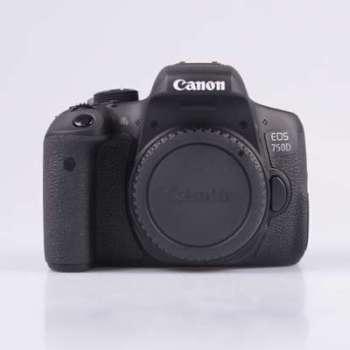 Canon EOS 750D Appareil photo
