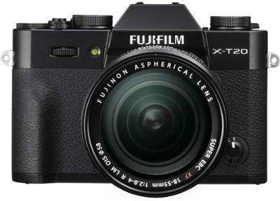 Fujifilm X-T20 Kit 18-55mm