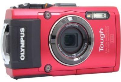 Olympus stylus tough tg 4 appareil photo numrique - Appareil photo etanche boulanger ...