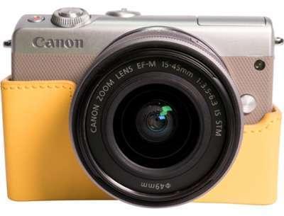 CANON Eos M100 Gris EF-M 15-45mm