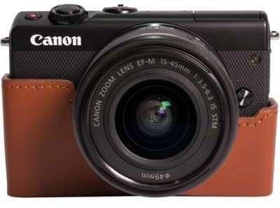 CANON Eos M100 Noir EF-M 15-45mm