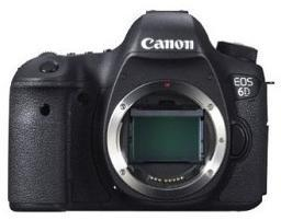 Canon EOS 6D Appareil photo