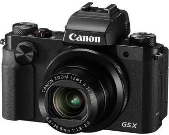 Canon PowerShot G5 X Appareils