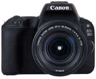Canon EOS 200D Kit EF EF-S