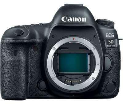 Canon EOS 5D Mark IV Appareil