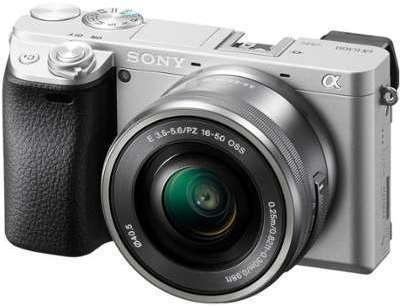SONY Alpha 6300 16-50mm PZ
