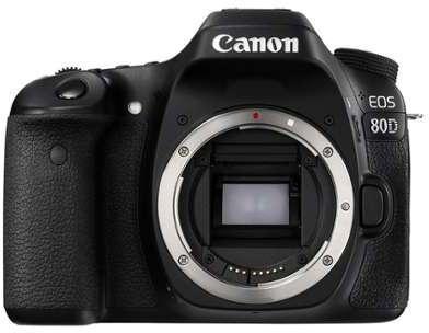 Canon EOS 80D Boîtier nu