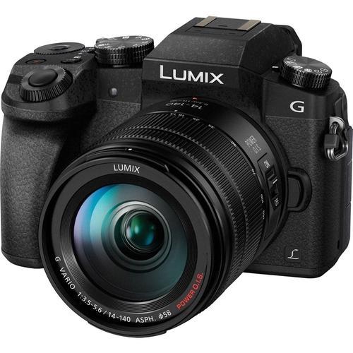 PANASONIC Lumix DMC-G80 14-140mm