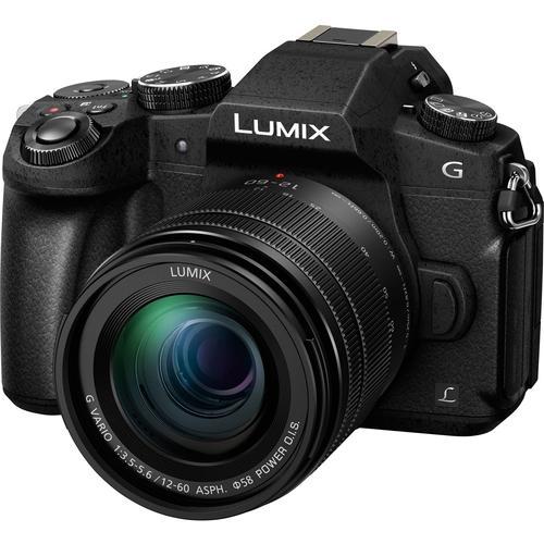 PANASONIC Lumix DMC-G80 12-60mm