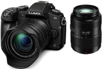 PANASONIC Lumix DMC-G81 12-60mm