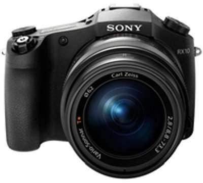 SONY DSC-RX10 III noir