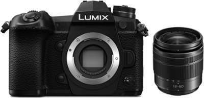 PANASONIC Lumix DC-G9 12-60mm