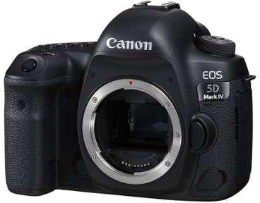 Canon EOS 5D Mark IV Boîtier