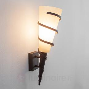 Torche murale LED Rusty -