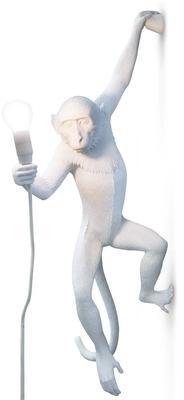 SELETTI lampe murale MONKEY