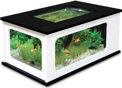Aquarium Table basse 192L