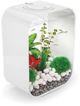 Aquarium BiOrb life 15 L Blanc