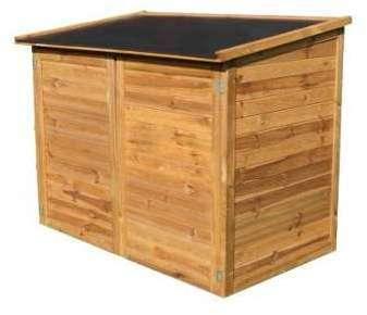 Coffre en bois TROCADERO 1350L