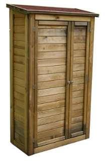 Armoire de rangement en bois