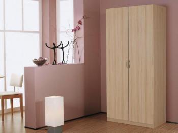 Armoire CASA 2 portes (penderie)