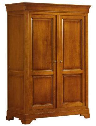 Armoire 2 portes en chêne
