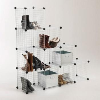 Cubes rangement Modulo lot