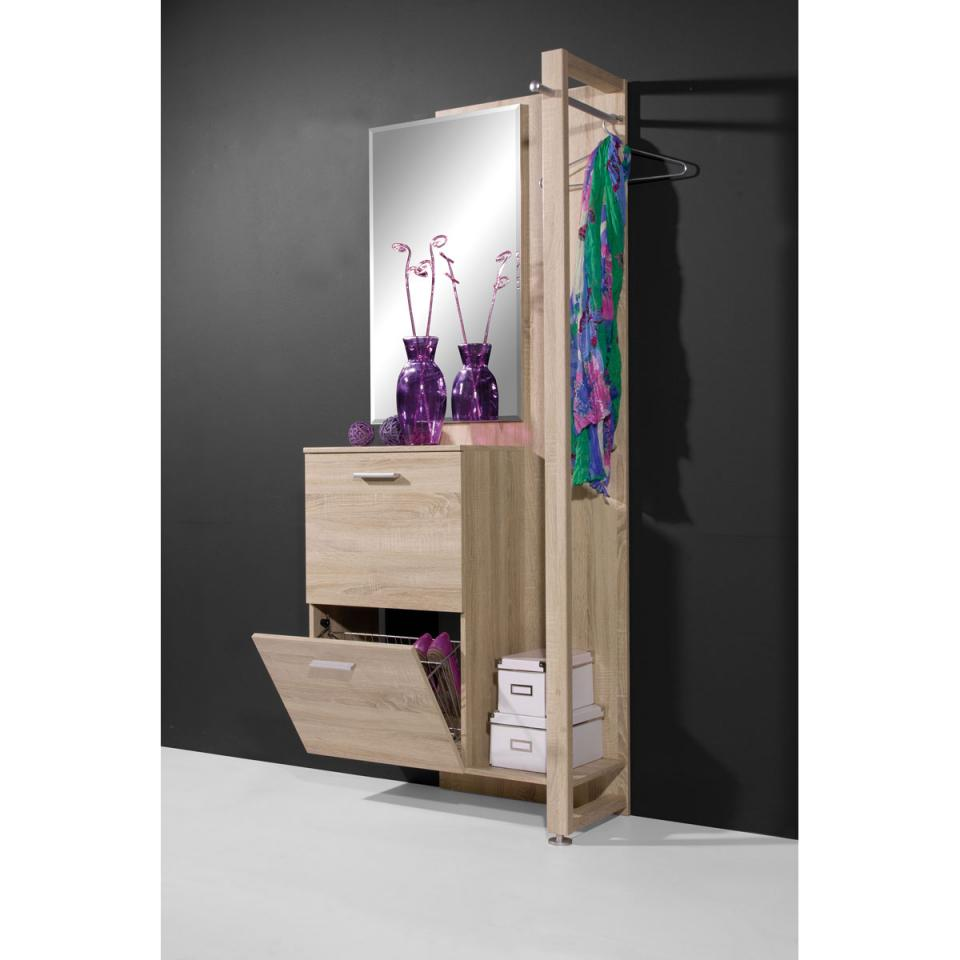 kstools ccasier triple vestiaire. Black Bedroom Furniture Sets. Home Design Ideas