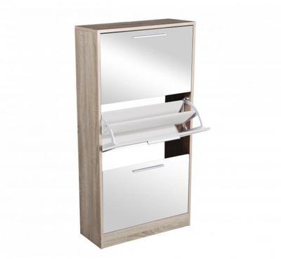 Catgorie meubles de rangement du guide et comparateur d 39 achat - Meuble a chaussures avec miroir ...