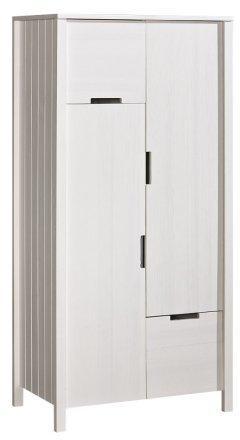 Armoire dressing 2 portes