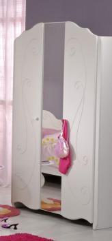 Armoire chambre enfant couleur
