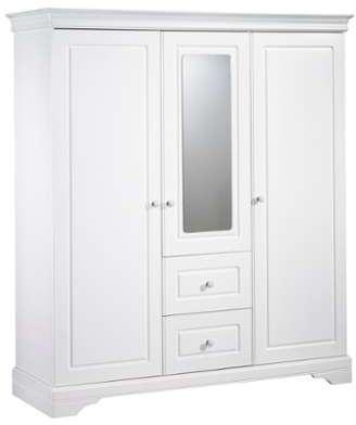 - Armoire 3 Volumes avec Miroir