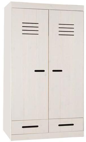Soldes - Armoire 2 portes