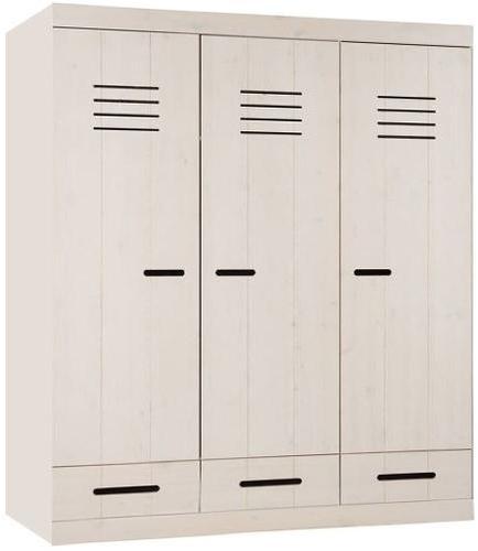 Soldes - Armoire 3 portes