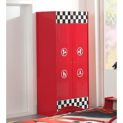 Armoire enfant 2 portes -