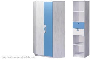 Catgorie armoires enfants page 8 du guide et comparateur d 39 achat - Armoire angle chambre ...